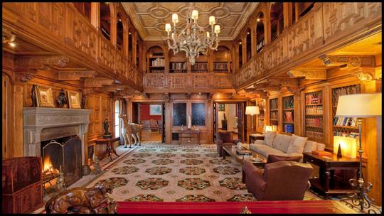 Tư dinh của nữ hoàng Anh, tỷ phú Ấn Độ và loạt nhà xa xỉ nhất thế giới - Ảnh 6.