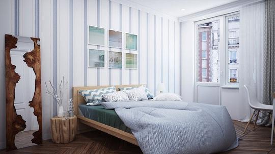 Căn hộ 1 phòng ngủ được trang trí đẹp như studio - Ảnh 7.