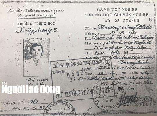 Chủ tịch UBND TP Buôn Ma Thuột bác bỏ thông tin không có bằng cấp 2 - Ảnh 2.