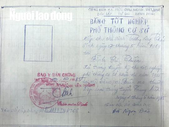 Chủ tịch UBND TP Buôn Ma Thuột bác bỏ thông tin không có bằng cấp 2 - Ảnh 1.