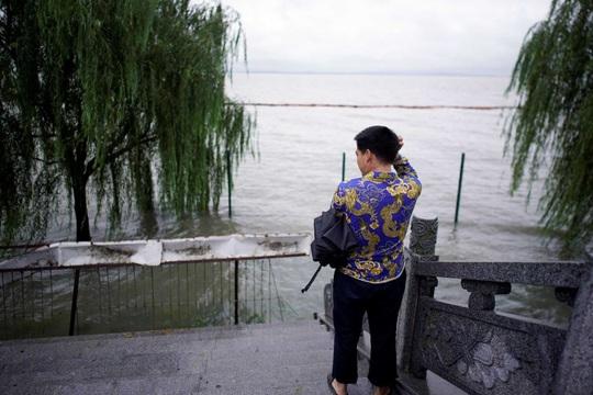 Hồ chứa Tam Hiệp sắp hứng lũ lớn, nước dâng lên hơn 155 m - Ảnh 5.