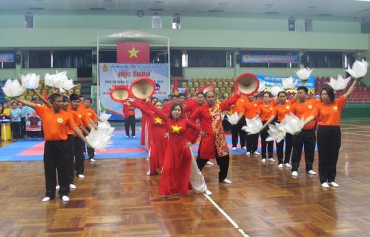 Tưng bừng Hội thao CNVC-LĐ Quận 11 - Ảnh 4.