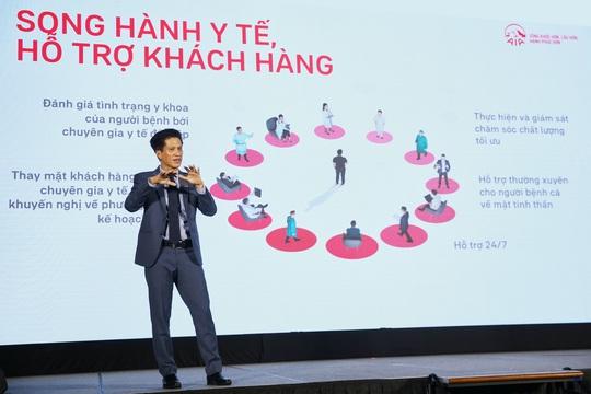 Lần đầu tiên tại Việt Nam: AIA ra mắt Dịch vụ Tư vấn và Quản trị Bệnh án cá nhân - Ảnh 1.