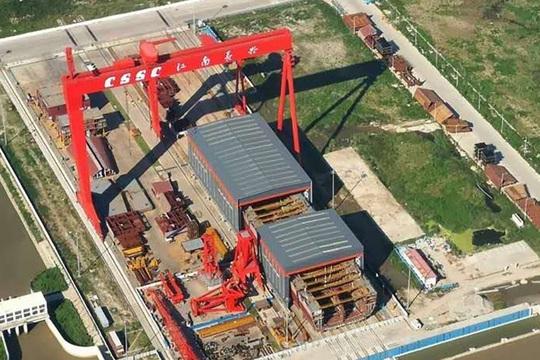 Hé lộ lý do Trung Quốc chậm hoàn tất tàu sân bay tự thiết kế - Ảnh 1.