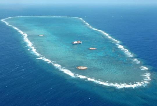 Nhật Bản phát hiện tàu khảo sát Trung Quốc hoạt động trên vùng đặc quyền kinh tế trong hơn 1 tuần lễ - Ảnh 1.