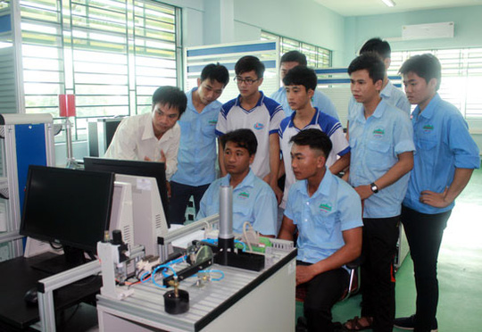 Đào tạo nguồn nhân lực cho sân bay Long Thành - Ảnh 1.