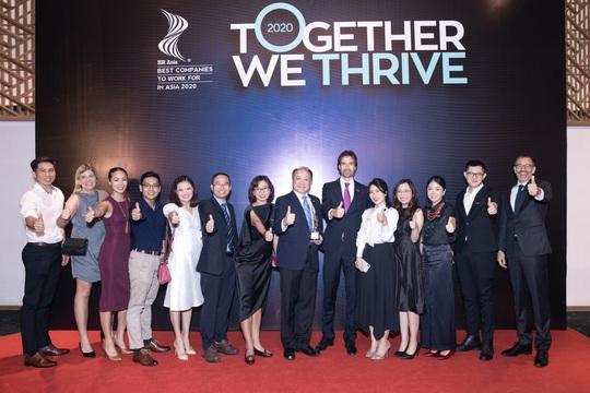 HEINEKEN Việt Nam: Nơi làm việc tốt nhất châu Á 2020 - Ảnh 2.