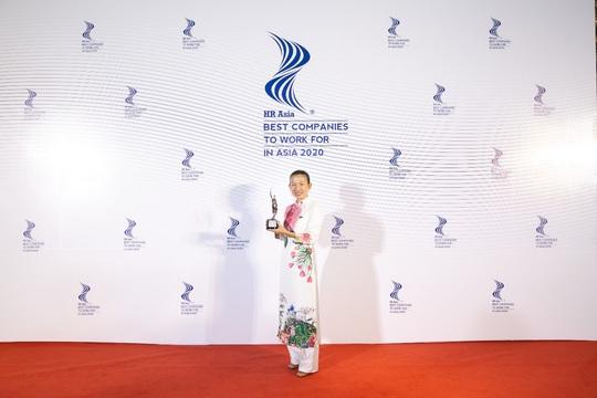 """Aeon Việt Nam hai năm liên tiếp đạt giải """"Nơi làm việc tốt nhất châu Á"""" - Ảnh 3."""