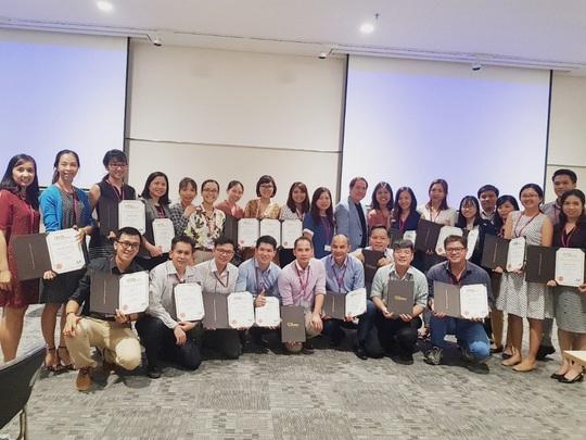 """Aeon Việt Nam hai năm liên tiếp đạt giải """"Nơi làm việc tốt nhất châu Á"""" - Ảnh 5."""
