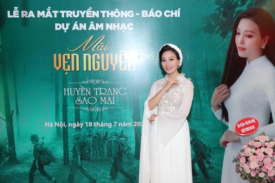 """Sao Mai Huyền Trang ra mắt dự án âm nhạc """"Mãi vẹn nguyên"""" - Ảnh 1."""
