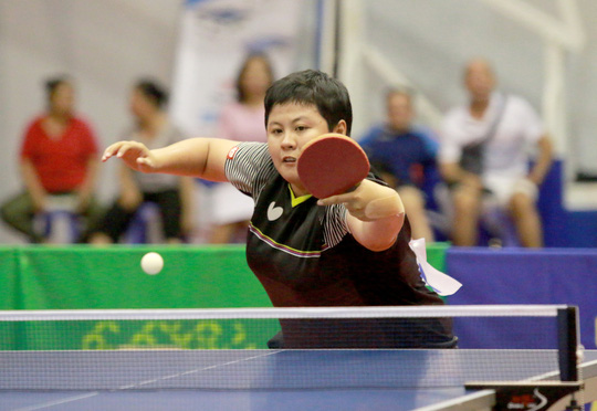 Mai Hoàng Mỹ Trang lần thứ 12 vô địch đơn nữ bóng bàn - Ảnh 4.