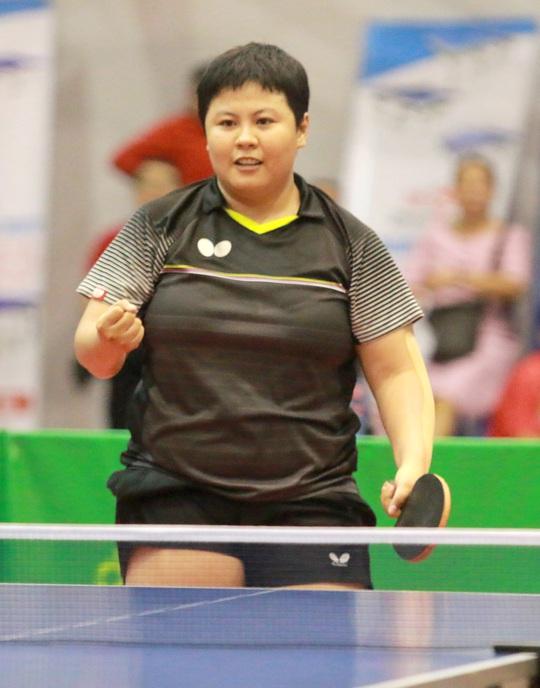 Mai Hoàng Mỹ Trang lần thứ 12 vô địch đơn nữ bóng bàn - Ảnh 3.