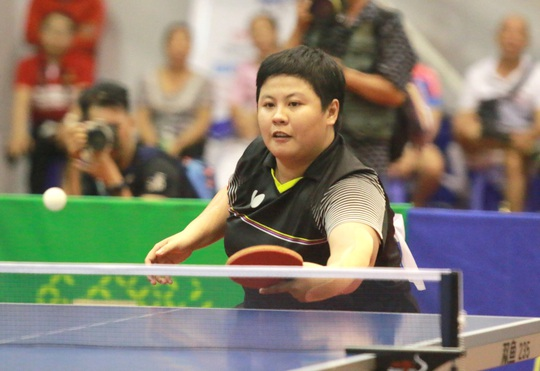 Mai Hoàng Mỹ Trang lần thứ 12 vô địch đơn nữ bóng bàn - Ảnh 1.