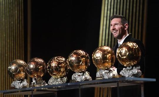 Hủy giải thưởng Quả bóng vàng 2020 - Ảnh 1.