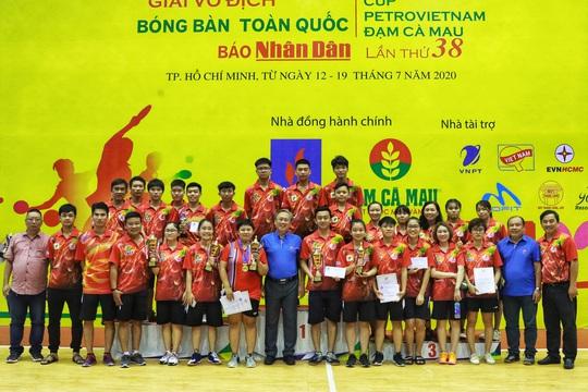 Mai Hoàng Mỹ Trang lần thứ 12 vô địch đơn nữ bóng bàn - Ảnh 7.