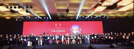 Vinhomes công bố đối tác chiến lược của dự án The Origami - Ảnh 1.