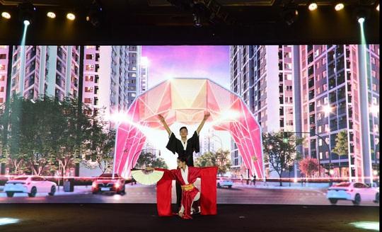 Vinhomes công bố đối tác chiến lược của dự án The Origami - Ảnh 2.