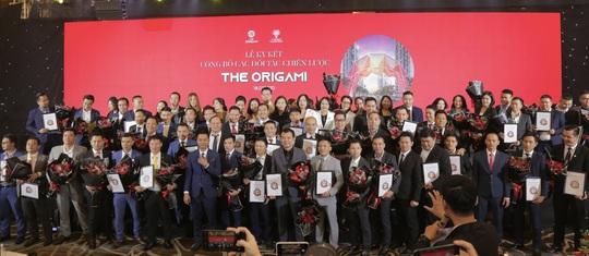 Vinhomes công bố đối tác chiến lược của dự án The Origami - Ảnh 5.
