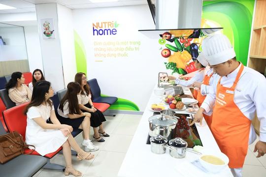 Việt Nam lần đầu tiên có Trung tâm dinh dưỡng - Y học vận động - Ảnh 2.