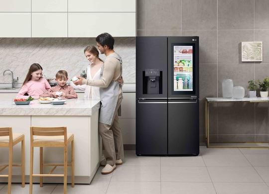 LG công bố bán ra 1 triệu chiếc tủ lạnh cao cấp Instaview trên toàn cầu - Ảnh 1.