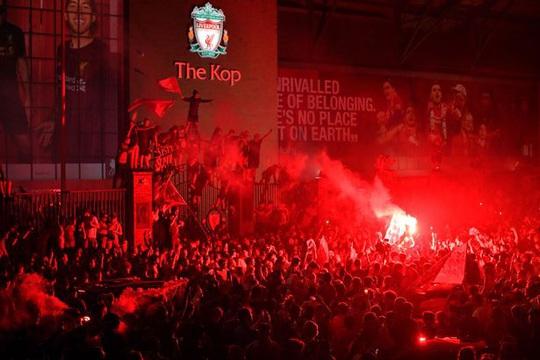 """Liverpool được Ban tổ chức Premier League trao quà """"đặc biệt"""" - Ảnh 2."""