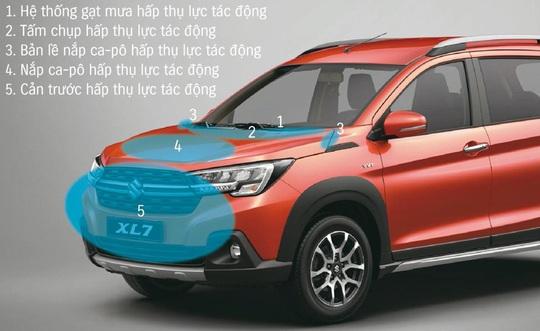 Suzuki XL7 hoàn toàn mới có gì hấp dẫn? - Ảnh 4.