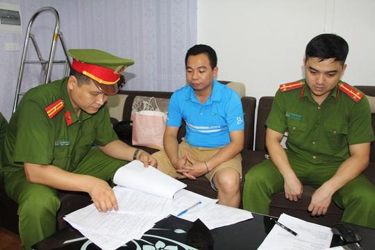 Bắt cán bộ Phòng Chính sách dân tộc tỉnh Nghệ An vì sai phạm tại đề án trăm tỉ - Ảnh 1.