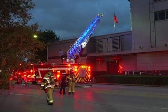 Mỹ - Trung căng thẳng quanh vụ tổng lãnh sự quán ở Houston - Ảnh 1.