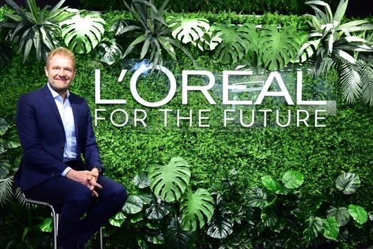 L'Oréal công bố mục tiêu phát triển bền vững đến 2030 - Ảnh 1.