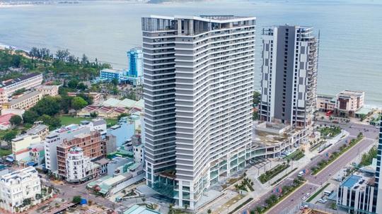 Gấp rút hoàn thiện, FLC Sea Tower Quy Nhon hút hàng trăm sale trong lễ kick off - Ảnh 4.