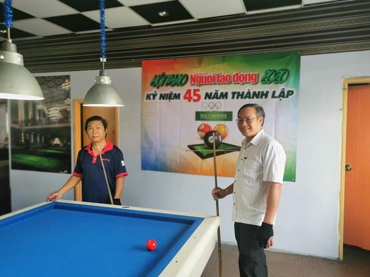 Rộn ràng Hội thao kỷ niệm 45 năm thành lập báo Người Lao Động - Ảnh 5.