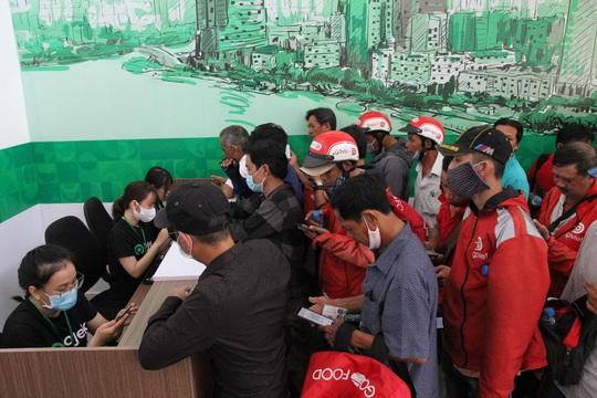 Gojek Việt Nam chăm sóc đối tác tài xế chuẩn bị cho chặng đường phát triển mới - Ảnh 1.