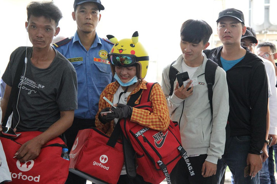 Gojek Việt Nam chăm sóc đối tác tài xế chuẩn bị cho chặng đường phát triển mới - Ảnh 2.