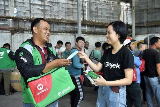 Gojek Việt Nam chăm sóc đối tác tài xế chuẩn bị cho chặng đường phát triển mới - Ảnh 11.