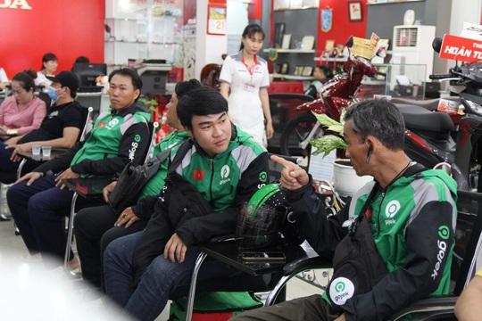 Gojek Việt Nam chăm sóc đối tác tài xế chuẩn bị cho chặng đường phát triển mới - Ảnh 14.