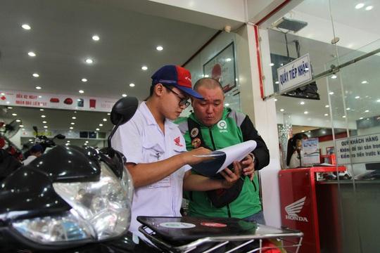 Gojek Việt Nam chăm sóc đối tác tài xế chuẩn bị cho chặng đường phát triển mới - Ảnh 15.