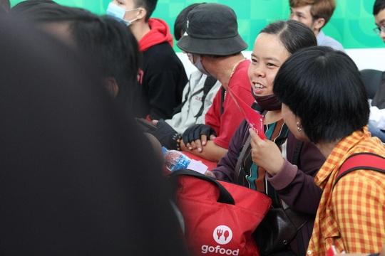Gojek Việt Nam chăm sóc đối tác tài xế chuẩn bị cho chặng đường phát triển mới - Ảnh 6.