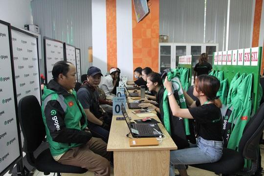 Gojek Việt Nam chăm sóc đối tác tài xế chuẩn bị cho chặng đường phát triển mới - Ảnh 8.