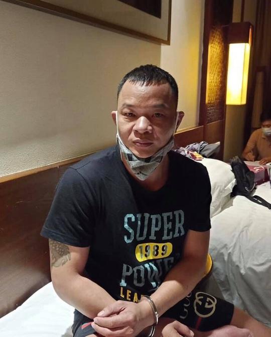 Bắt thêm 1 người Trung Quốc trong đường dây đưa người nhập cảnh trái phép vào Đà Nẵng, Quảng Nam - Ảnh 1.
