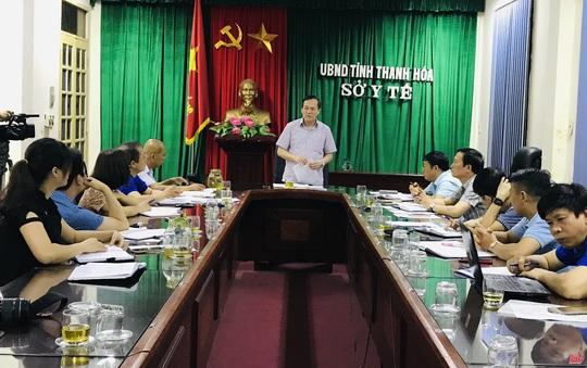 Thanh Hóa yêu cầu những người từ Đà Nẵng về phải khai báo y tế - Ảnh 1.