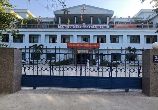 Quảng Ngãi xác định có 127 người tiếp xúc gần bệnh nhân 419 - Ảnh 1.