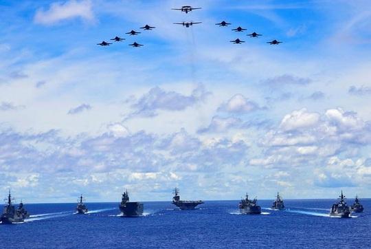 Mỹ cứng rắn hơn với Trung Quốc trên biển Đông - Ảnh 1.