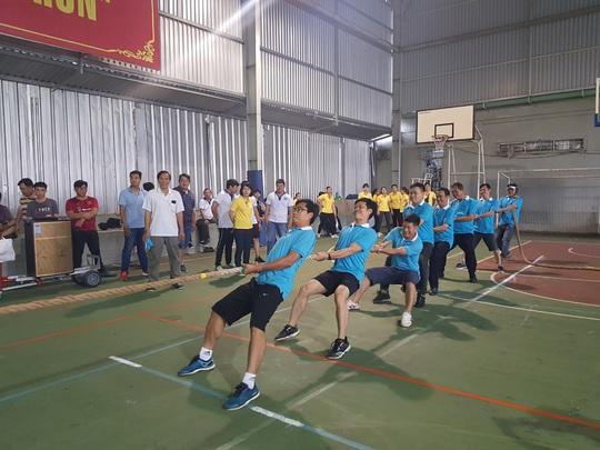 Hội thao vui khỏe cho CNVC-LĐ - Ảnh 1.