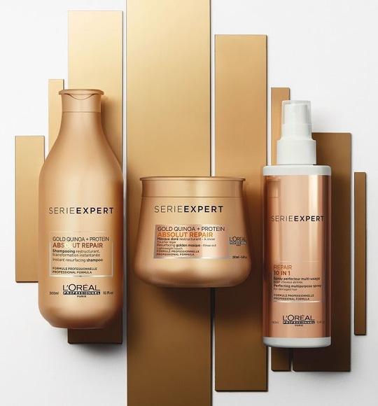 L'Oréal Professionnel ra mắt gian hàng chính hãng trên LazMall với hàng ngàn quà tặng - Ảnh 1.