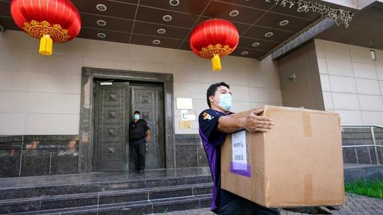 Cuộc đột nhập bí ẩn của Mỹ vào tổng lãnh sự quán Trung Quốc - Ảnh 1.