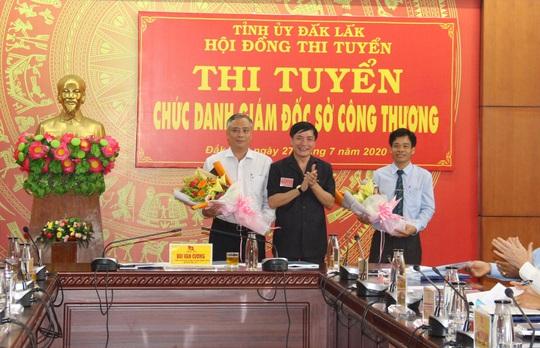 Thi tuyển chức danh Giám đốc Sở Công thương Đắk Lắk - Ảnh 2.