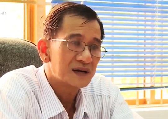 Phú Yên: Cách chức Phó chủ tịch thị xã Sông Cầu - Ảnh 1.