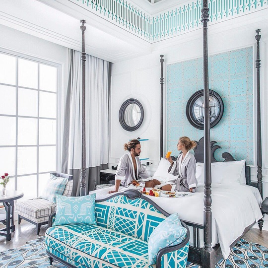 Có gì tại 2 loại phòng đẹp nhất khu nghỉ dưỡng JW Marriott Phu Quoc Emerald Bay? - Ảnh 3.