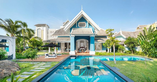 Có gì tại 2 loại phòng đẹp nhất khu nghỉ dưỡng JW Marriott Phu Quoc Emerald Bay? - Ảnh 5.