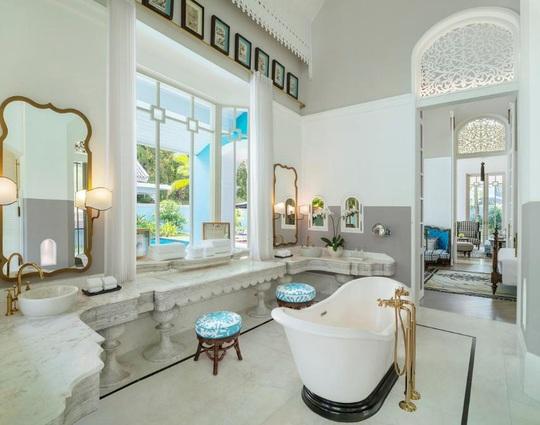 Có gì tại 2 loại phòng đẹp nhất khu nghỉ dưỡng JW Marriott Phu Quoc Emerald Bay? - Ảnh 8.